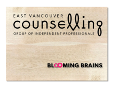 East Vancouver Counselling and Blooming Brains