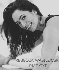 Book an Appointment with Rebecca Wasilewski for Massage Therapy